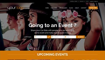 upcoming events templates 2