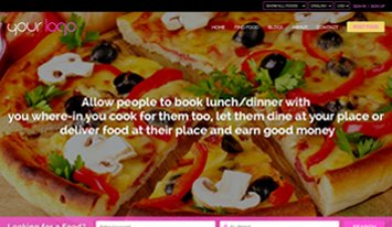 food sharing magenta templates