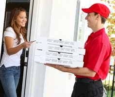 On Demand Pizza Delivery