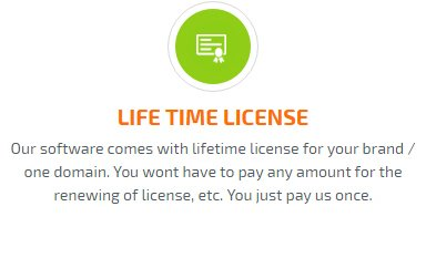life time license