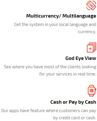 Multicurrrency/Multilanguage Feature