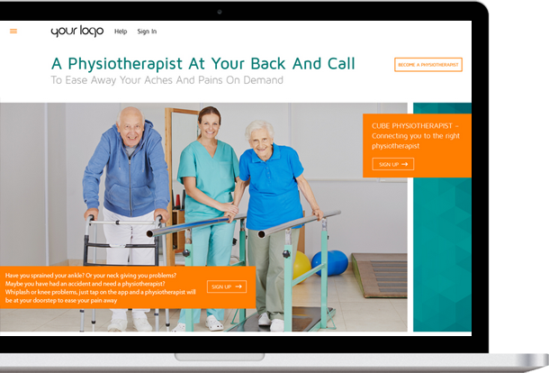 Physiotherapys Web panel's