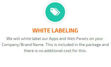 app white labelling